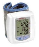 Santamedical BW-210 Wrist Digital Blood pressure Monitor with Case – Large Display