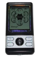 Santamedical PM-120 Tens Unit Electronic Pulse Massager with 6 Modes and Rechargeable battery
