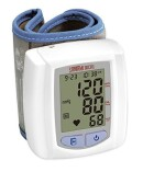 Santamedical Wrist Digital Blood pressure Monitor with Case – Large Display