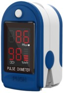 Pulse Oximeter Fingertip for Pulse Rate , SpO2 Level and Heart Rate Monitor